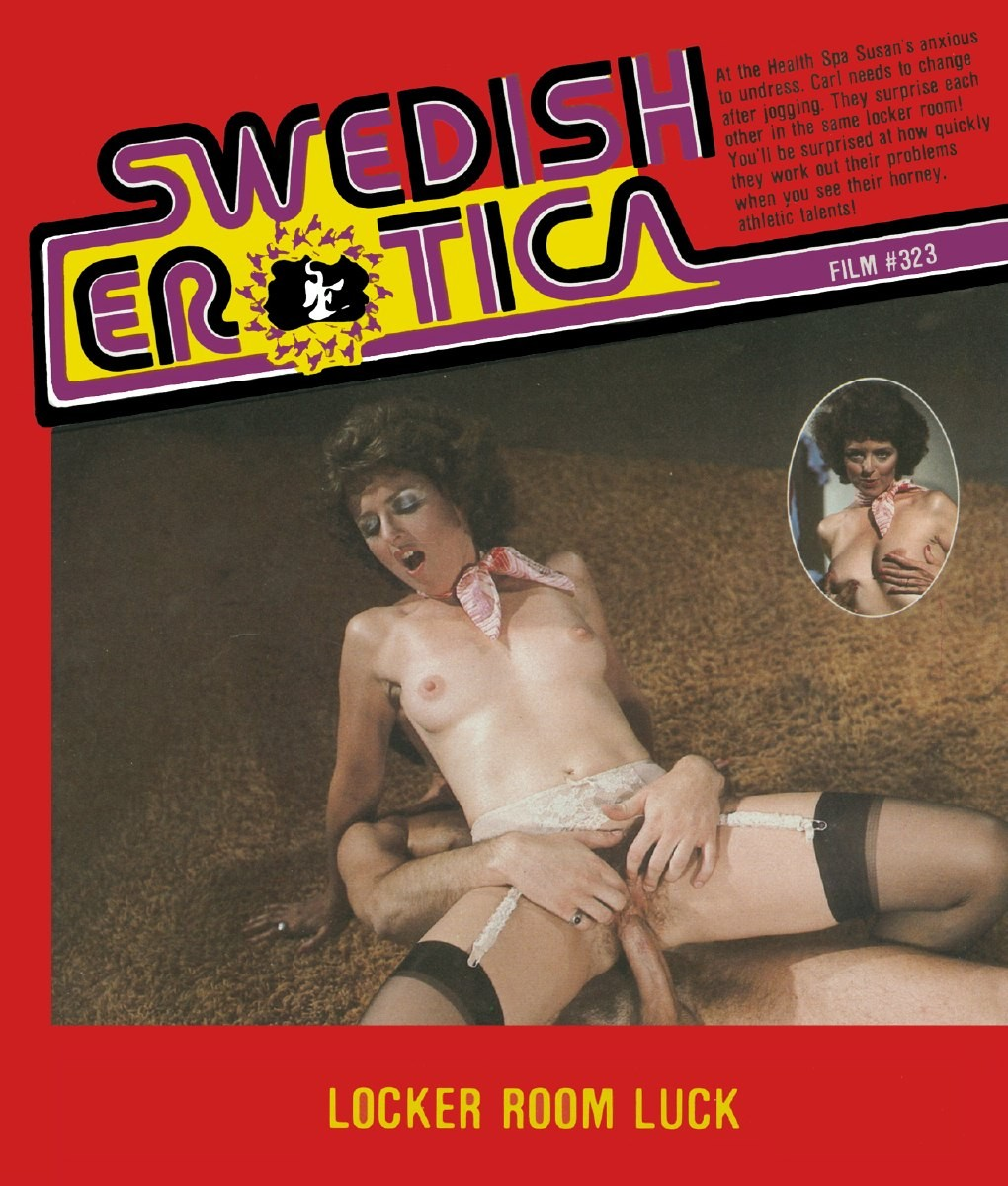 Swedish Erotica 323 - Locker Room Luck