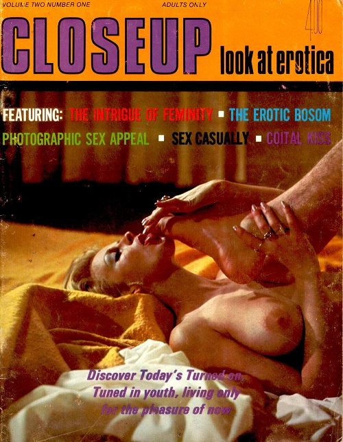 Close Up - Volume 2 - Number 1 1974