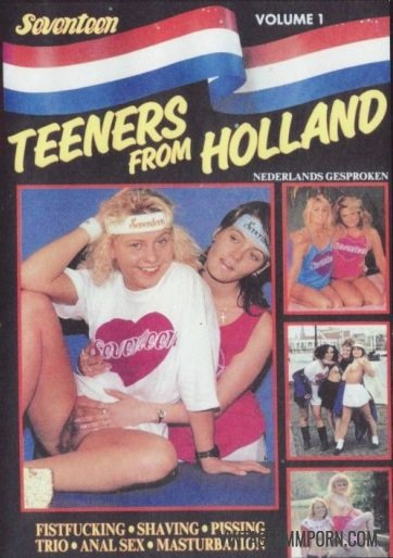 Seventeen Teeners From Holland 1988 Vintage 8mm Porn ...