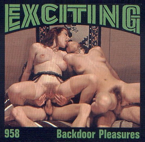Exciting Film 958 – Backdoor Pleasures