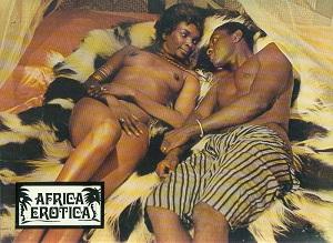 Lobby Card - Africa Erotica - La Regina Bella (1)