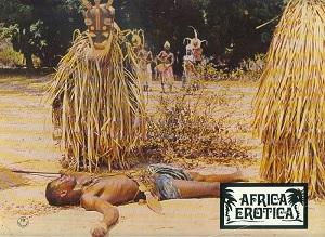 Lobby Card - Africa Erotica - Gaurigione di Una Pazza per Gli Uomini (2)