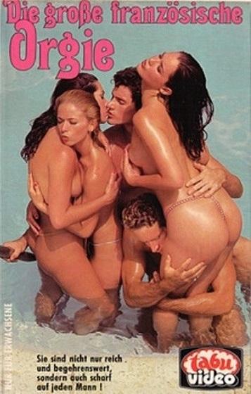 Die Grosse Franzosische Orgie (1979)