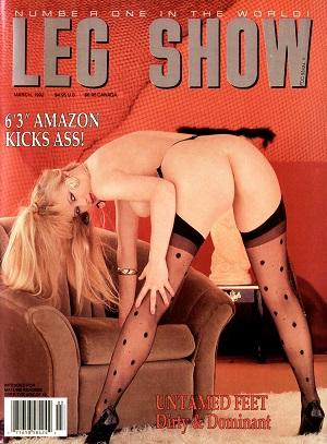 Leg Show - March 1992