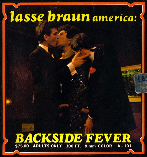 Lasse Braun Film A-101 – Backside Fever