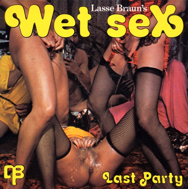Lasse Braun Film 351 - Last Party