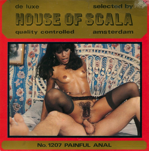 House of Scala 1207 - Painful Anal