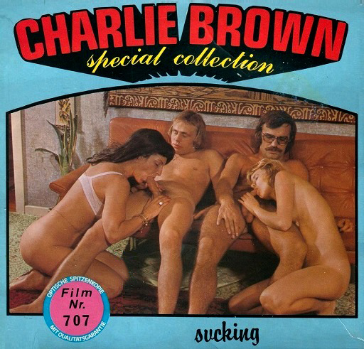 Charlie Brown Special Collection 707 - Sucking