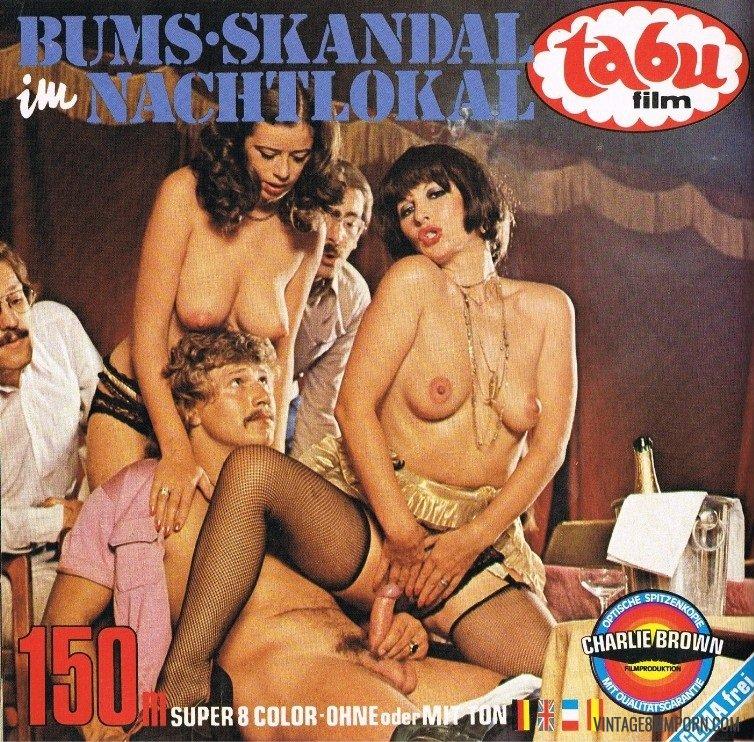 Tabu Film 87 – Bums skandal in Nachtlokal
