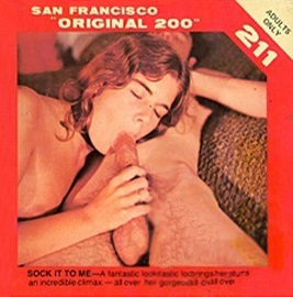 San Francisco Original 200 211 - Sock It To Me