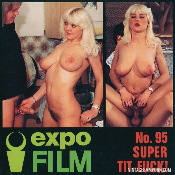 Super Tit Fuck - Expo Film 95 - version 2
