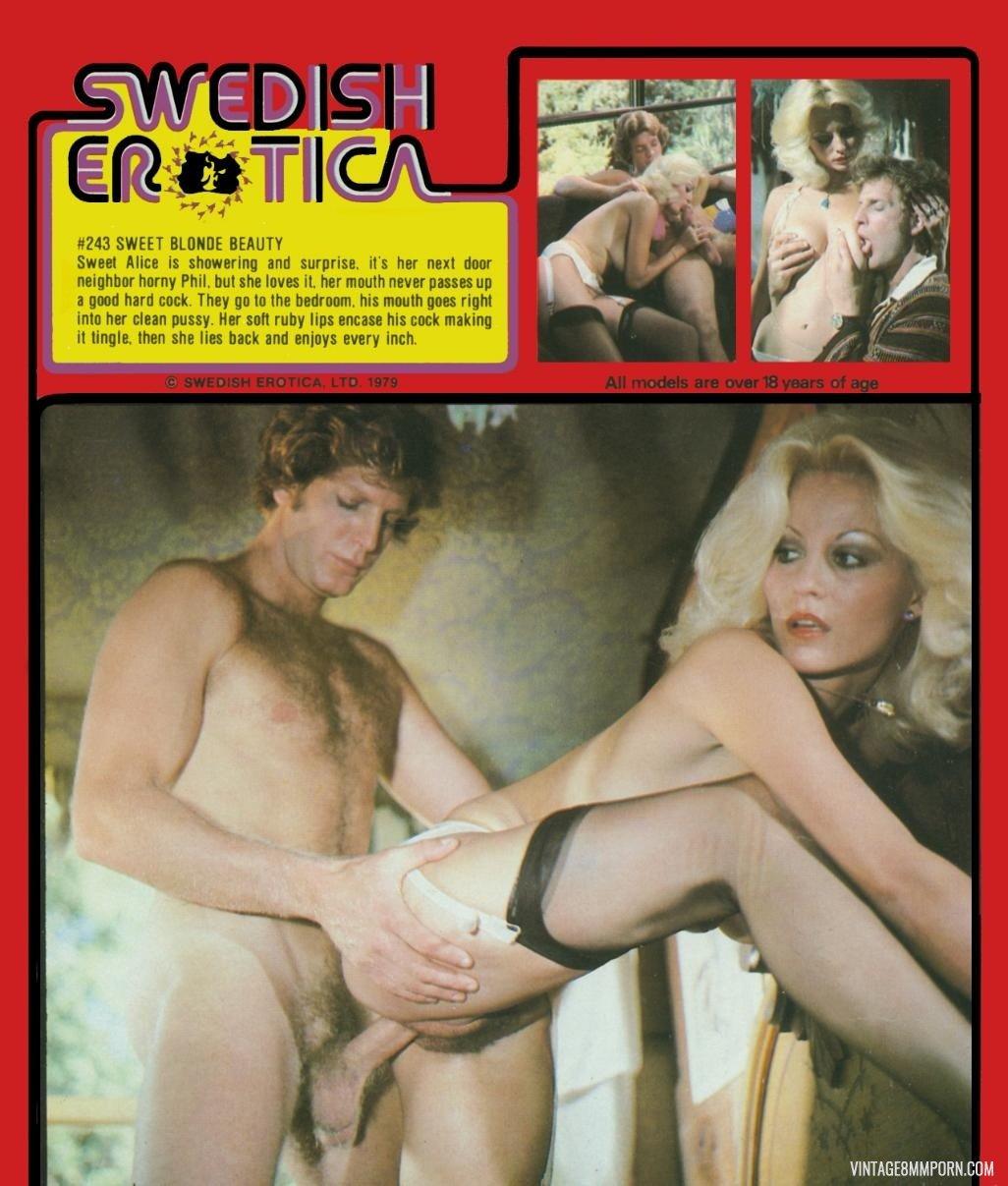 Swedish Erotica 243 - Sweet Blonde Beauty
