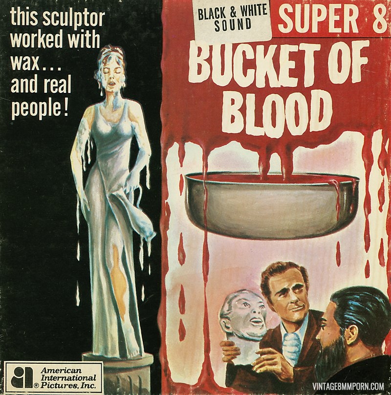 Bucket of Blood (1959)