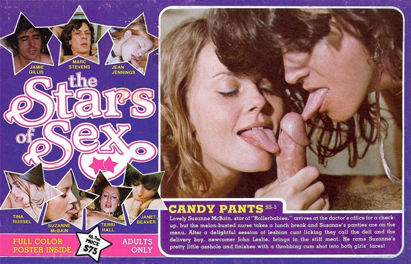 The Stars of Sex 5 – Candy Pants