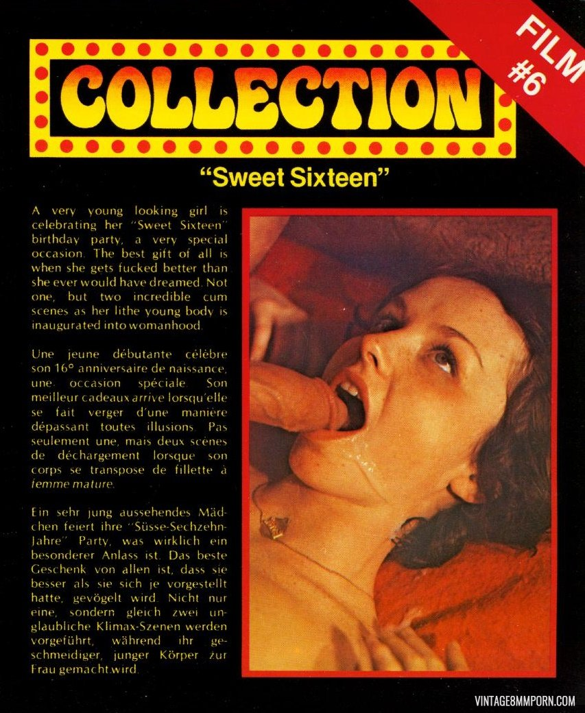Collection Film 6 - Sweet Sixteen