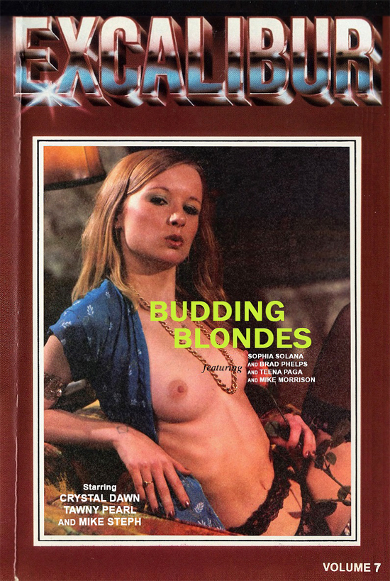 TGA Excalibur 7 – Budding Blondes