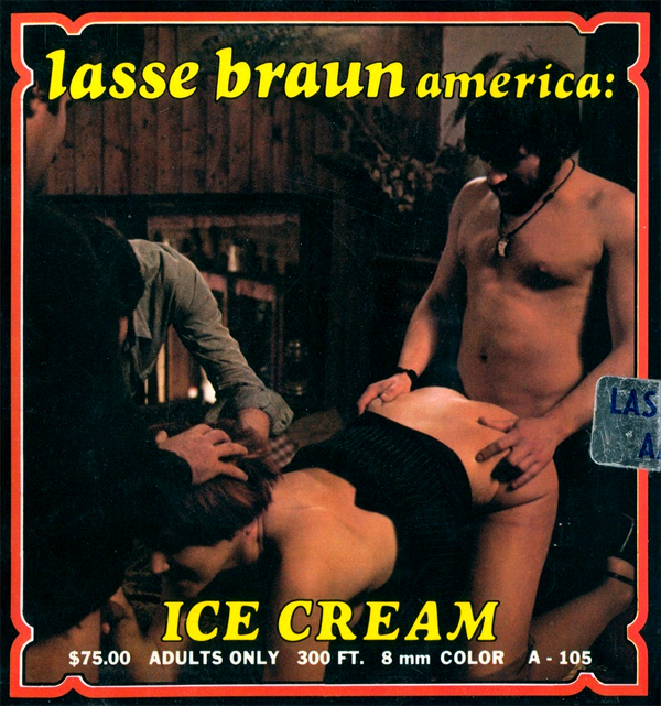Lasse Braun Film 105 – Ice Cream