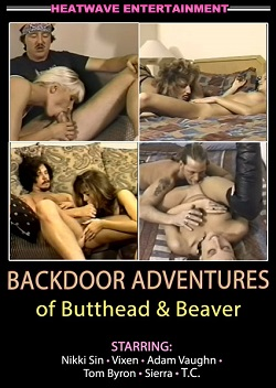 Backdoor Adventures Of Butthead And Beaver (1993)
