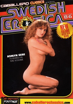 Swedish Erotica 86 - Ashlyn Gere (1980s)