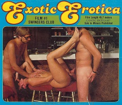 Exotic Erotica 1 - Swingers Club