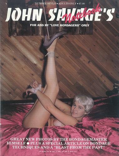 John Savage's - Notebook 7