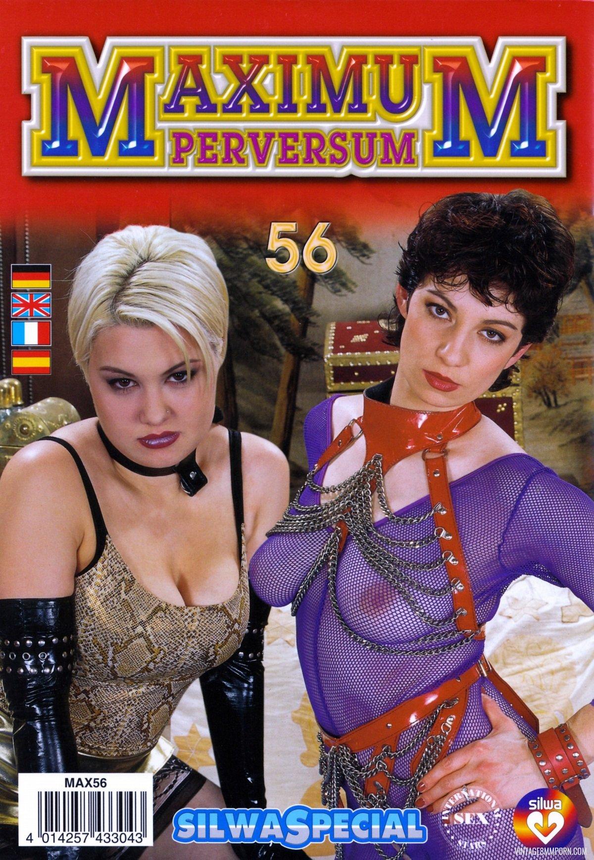 Maximum Perversum 56 » Vintage 8mm Porn, 8mm Sex Films