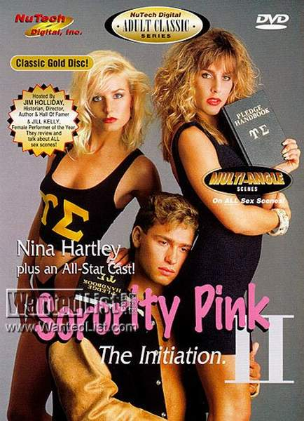 Sorority Pink 2 The Initiation (1989)