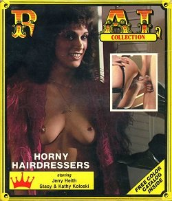 Regal Collection 619 - Horny Hairdressers