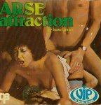 Lasse Braun Film 361 - Arse Attraction