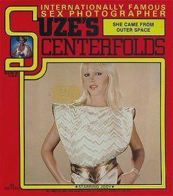 Suze's Centerfolds 26 - She came from Outer Space