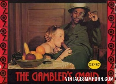 O.Z. Films 87 - The Gambler's Maid