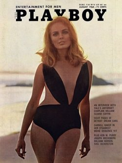Playboy USA - August 1968