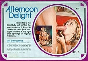 Afternoon Delight 4 - Loss of Innocence