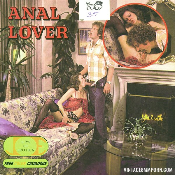 Pleasure Production 2034 - Anal Lover