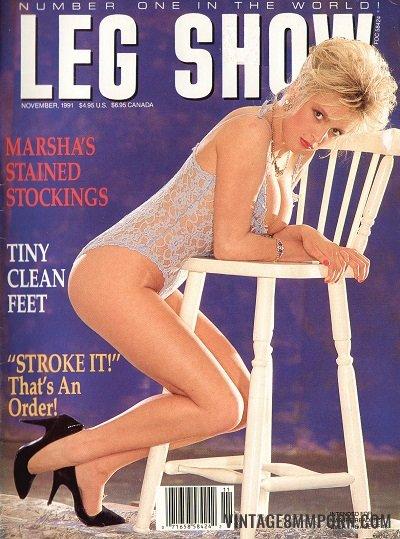 Leg show porn