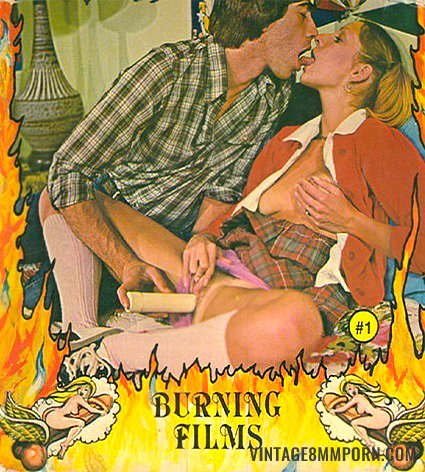 Burning Films 1 - Teenage Vibrations