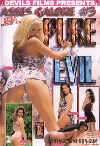 Asses Galore 3 Pure Evil (1996)
