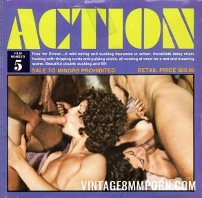 Action 5 - Four For Dinner