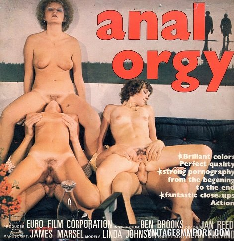 Anal Orgy 501 - Asshole Party