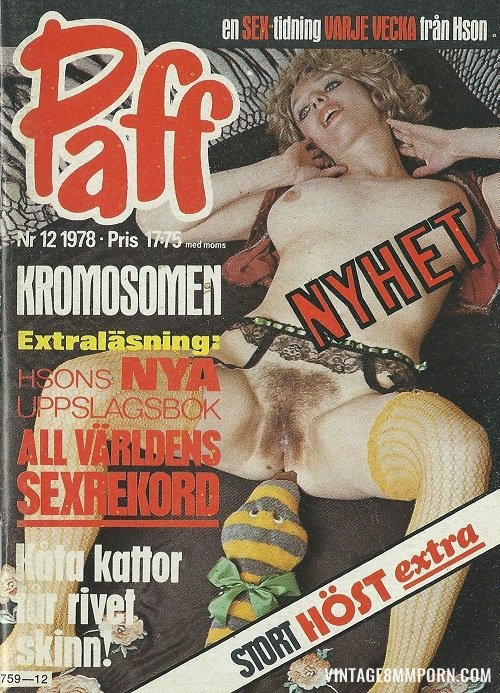 Paff Magazine 1978 Number 12