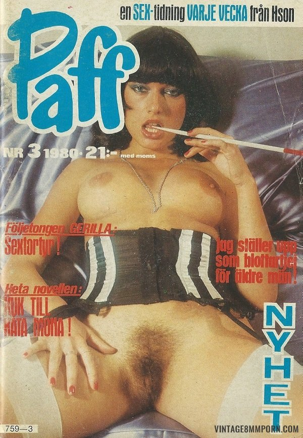 Paff Magazine 1980 Number 3
