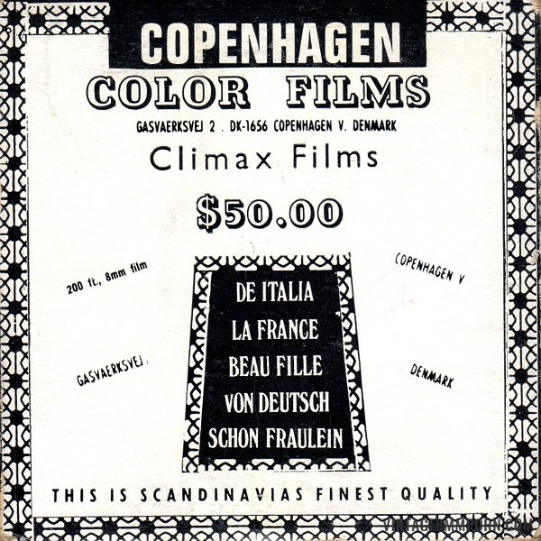 Copenhagen Color Films 3 - Pot Party