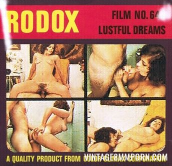 Rodox Film 642 - Lustful Dreams