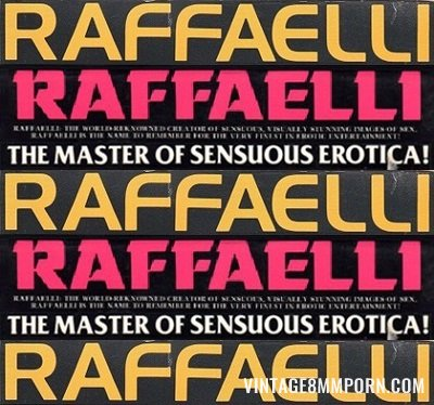 Raffaelli – Welcome to Pleasure