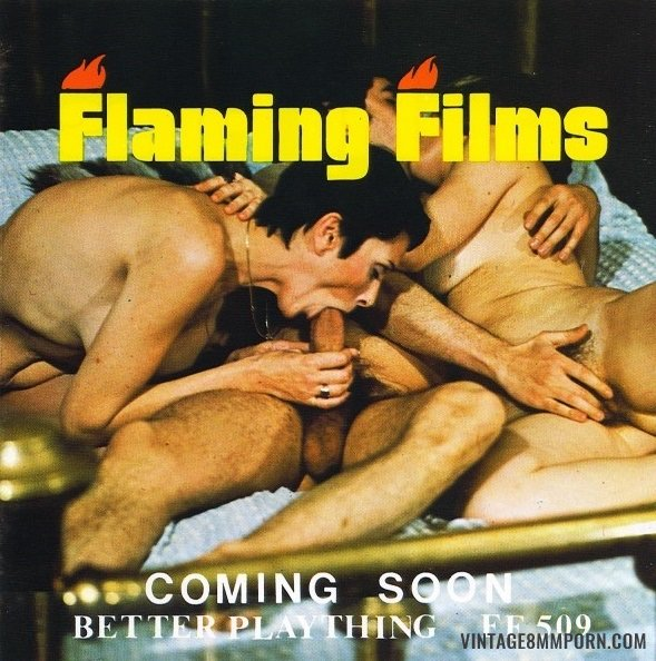 Flaming Film 509 - A Better Plaything
