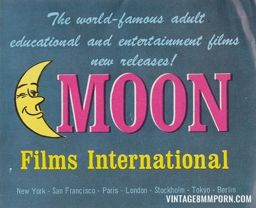 Moon Films 706 - Ass on the Cutting Room Floor