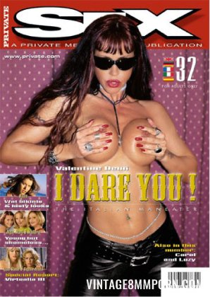 Private Magazine - SEX 32
