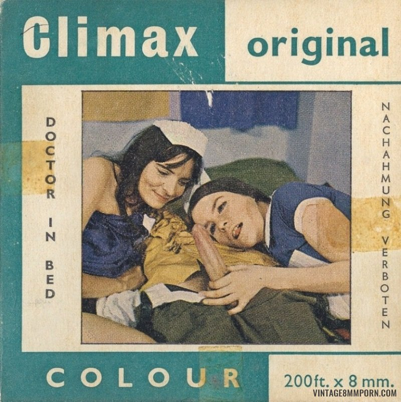 Climax Original Film 201 - Doctor In Bed
