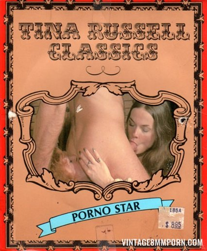 Tina Russell Classics 703 - Porno Star (version 2)