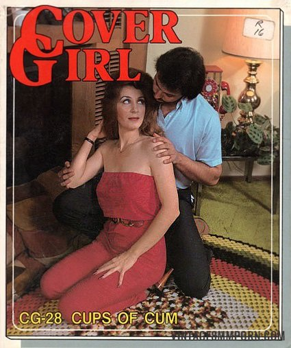 Cover Girl 28 - Cups of Cum